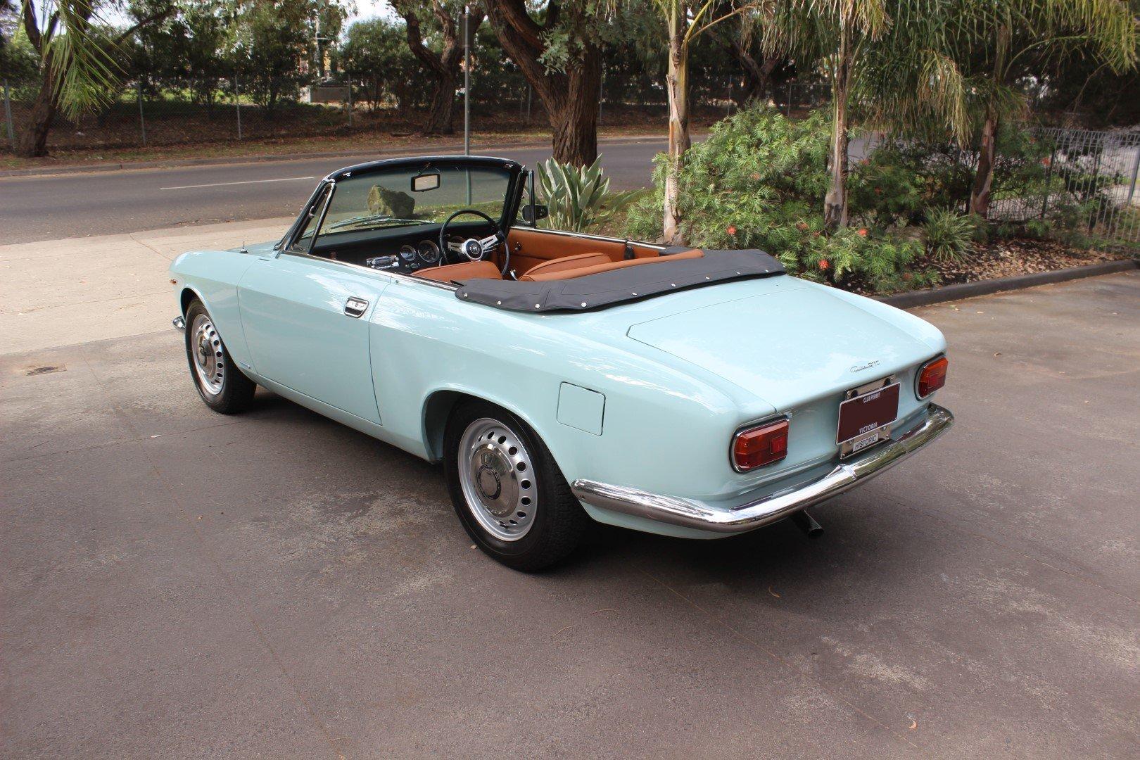 Alfa Romeo Giulia G.T.C Convertible 1966 For Sale (picture 3 of 6)