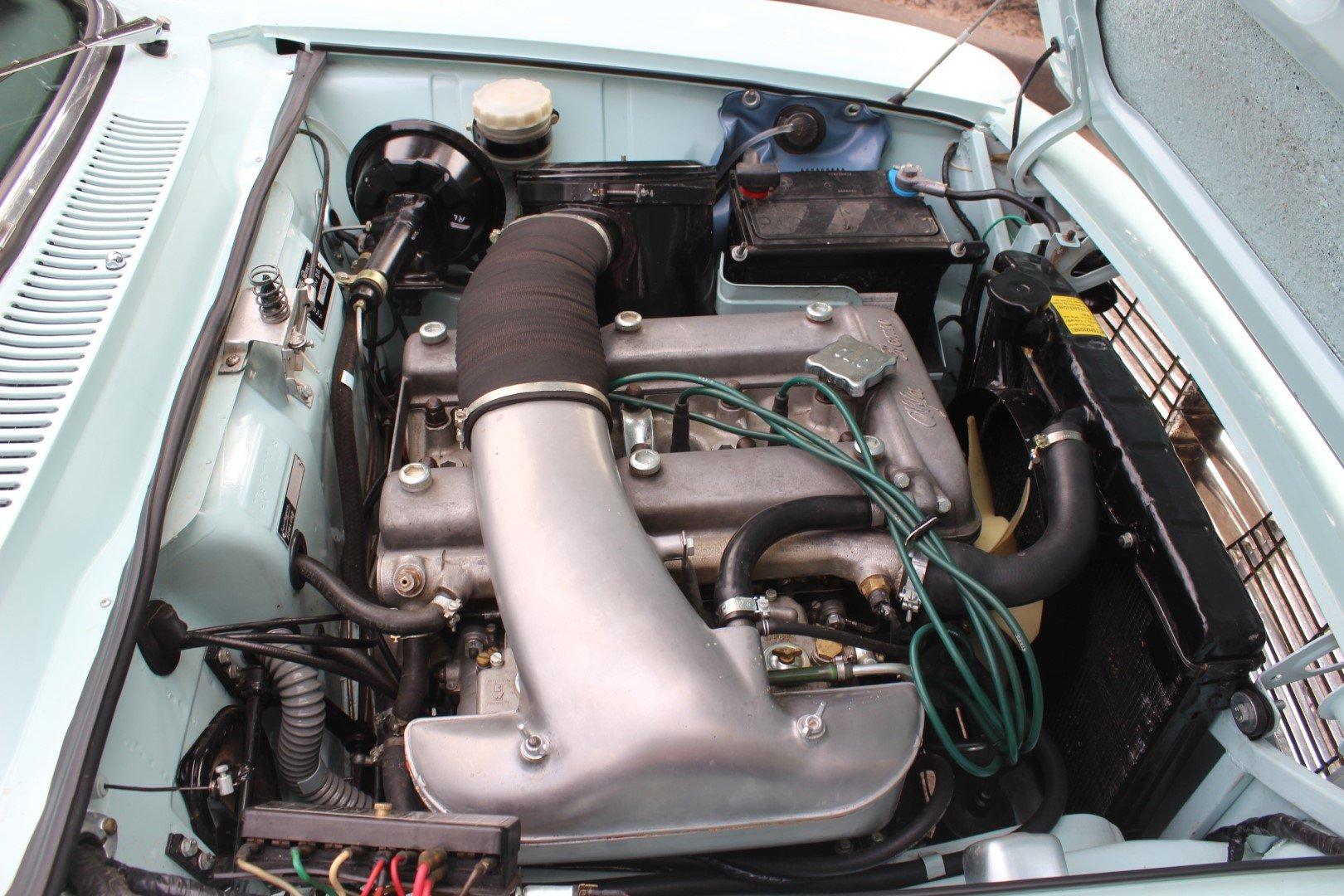Alfa Romeo Giulia G.T.C Convertible 1966 For Sale (picture 6 of 6)