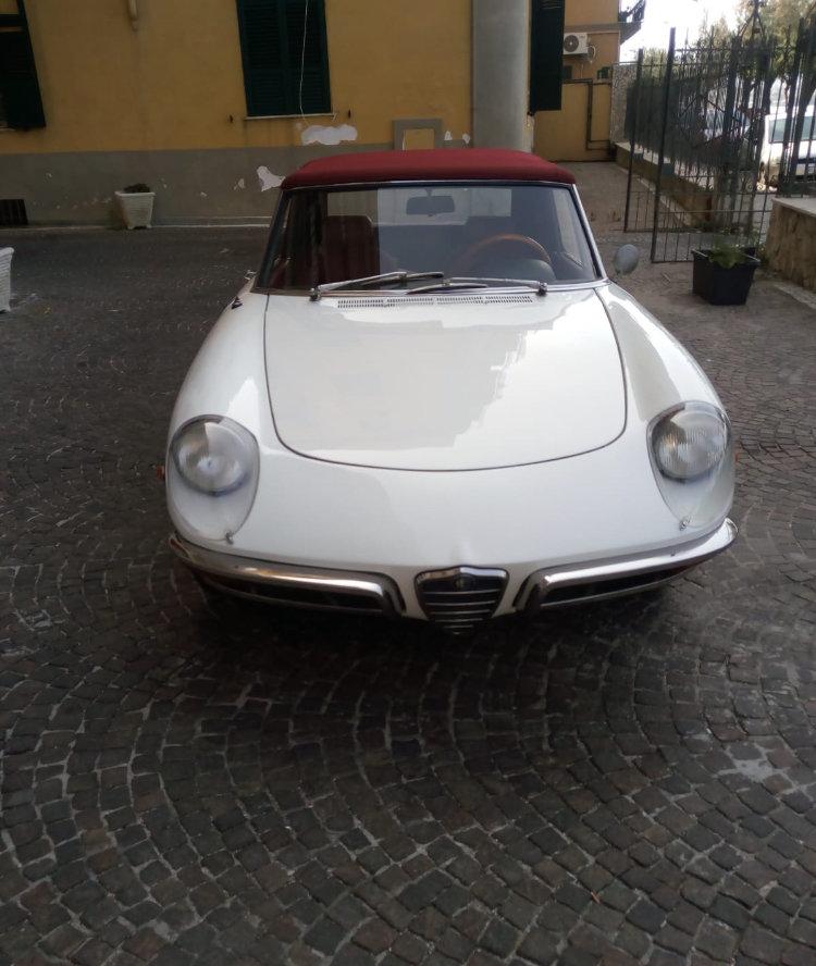 1969 Alfaromeo duetto spider For Sale (picture 1 of 6)