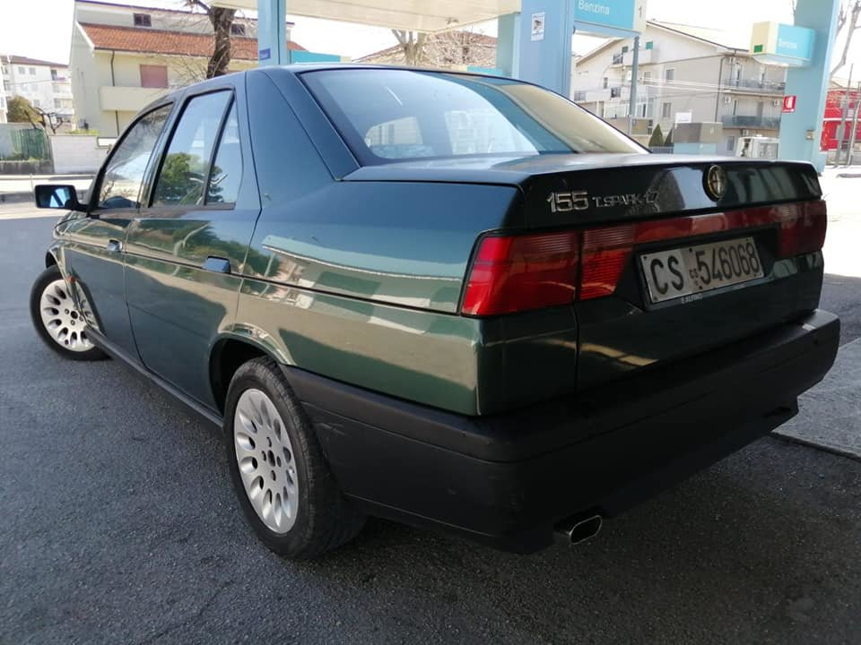 1995 Alfa Romeo 155 1.7 ts For Sale (picture 2 of 6)