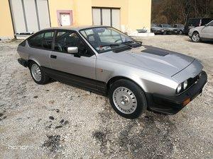1986 Alfa Romeo Alfetta Gtv 2.5 For Sale