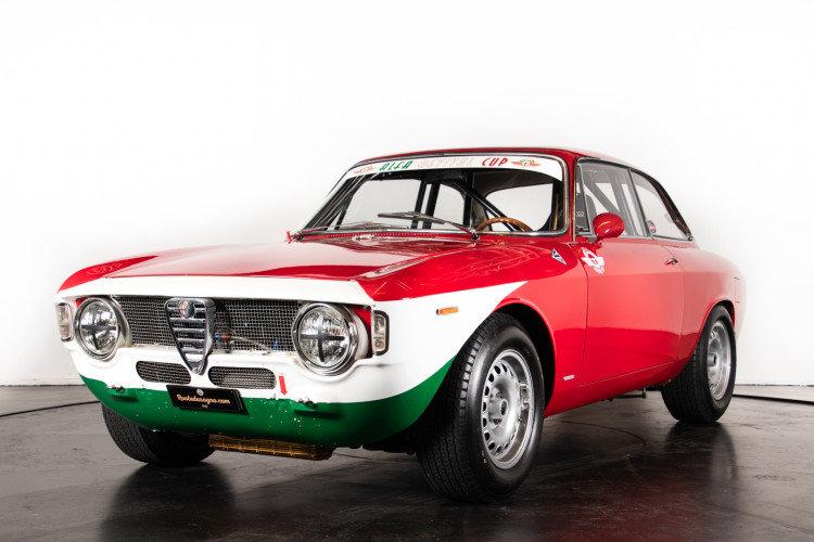 """Alfa Romeo Giulia Sprint GTA """"Corsa"""" - 1965 For Sale (picture 2 of 6)"""