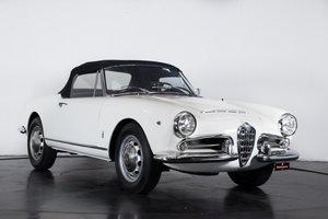 ALFA ROMEO GIULIA SPIDER -1962 For Sale
