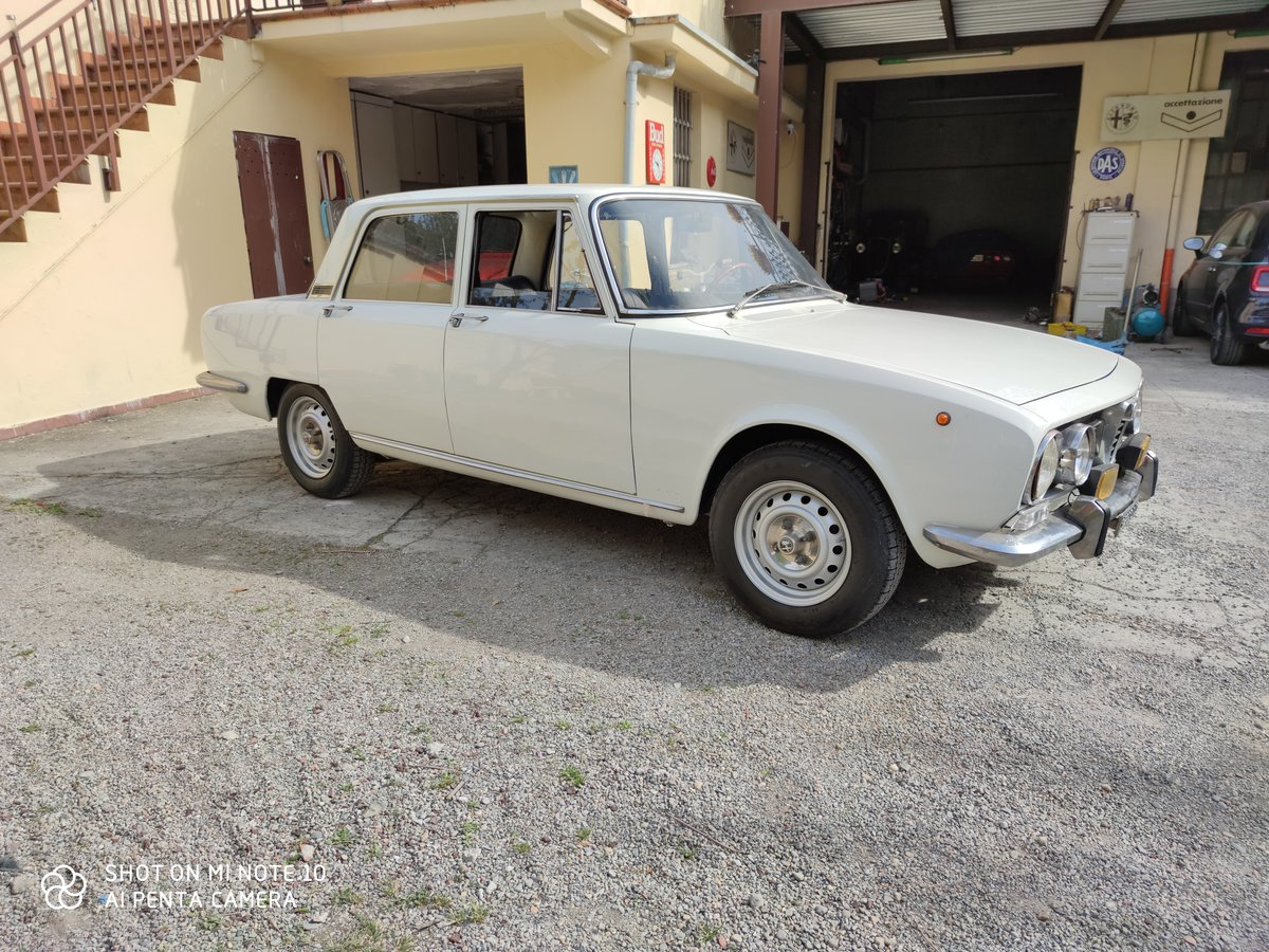 1971 alfa romeo 1750 2nd series For Sale (picture 2 of 5)