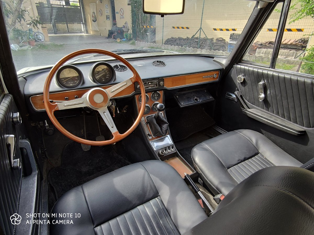 1971 alfa romeo 1750 2nd series For Sale (picture 3 of 5)