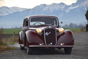 1940 Only 279 examples with 5-seater Tourismo factory coachwork For Sale