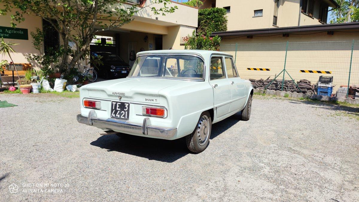 1963 RESTORED GIULIA TI For Sale (picture 4 of 6)