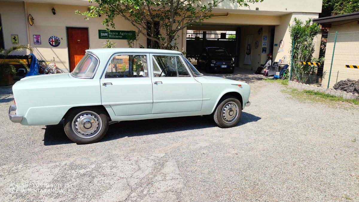 1963 RESTORED GIULIA TI For Sale (picture 6 of 6)