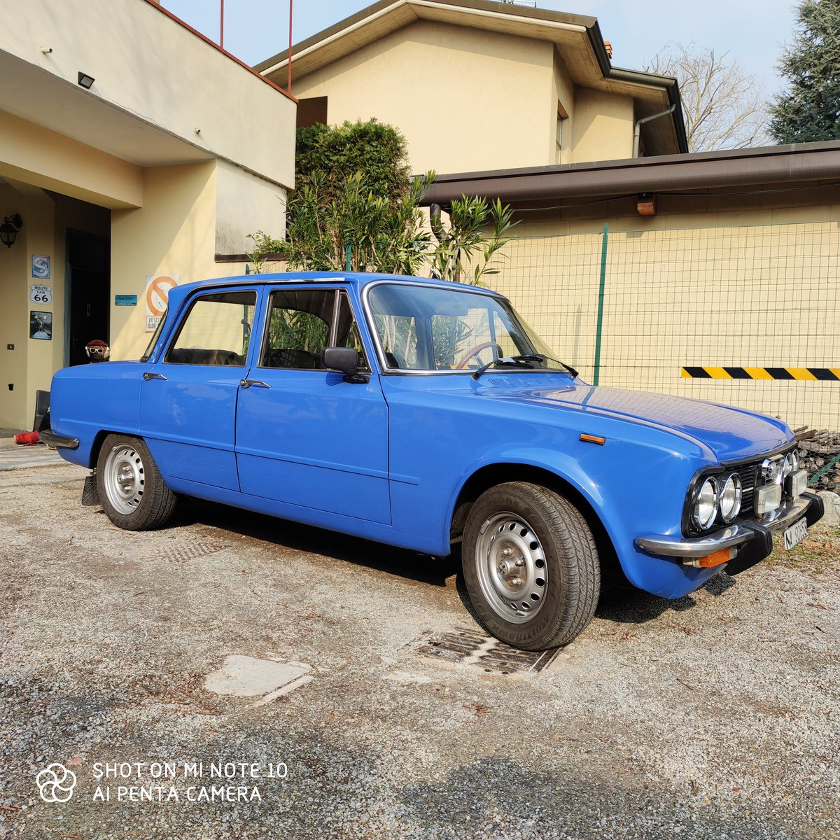 1977 restored nuova super:read For Sale (picture 1 of 6)