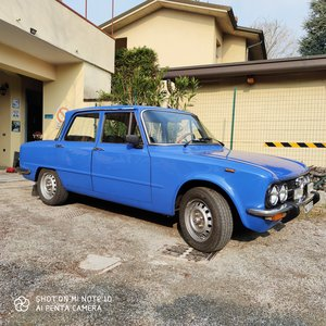 Picture of 1977 restored nuova super:read For Sale