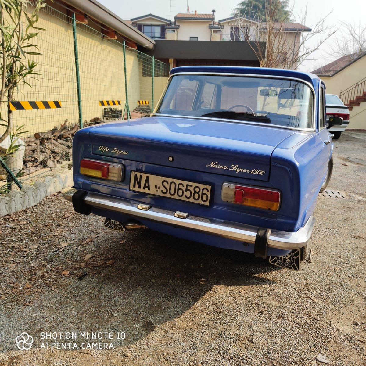 1977 restored nuova super:read For Sale (picture 5 of 6)