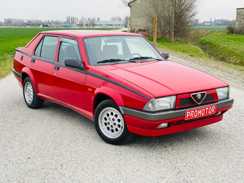 1990 ALFA ROMEO 75 2.0 TWIN SPARK For Sale (picture 1 of 6)