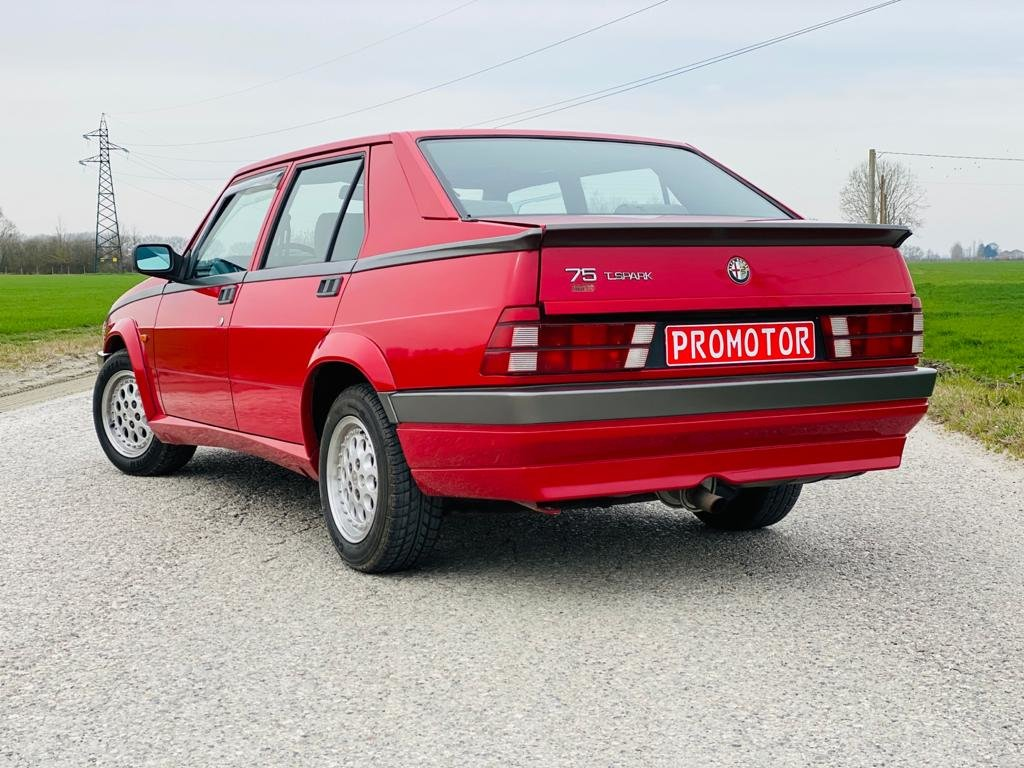 1990 ALFA ROMEO 75 2.0 TWIN SPARK For Sale (picture 2 of 6)