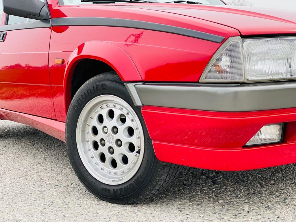 1990 ALFA ROMEO 75 2.0 TWIN SPARK For Sale (picture 3 of 6)
