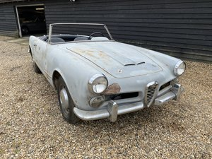 1959 Alfa Romeo 2000 Spider by Touring