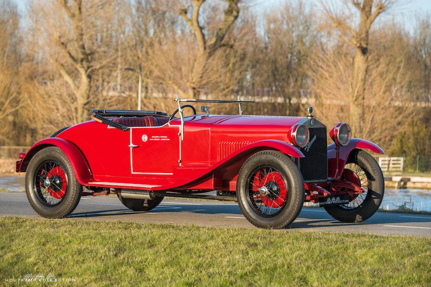 1928 ALFA ROMEO 6C 1500, iconic model For Sale (picture 2 of 6)