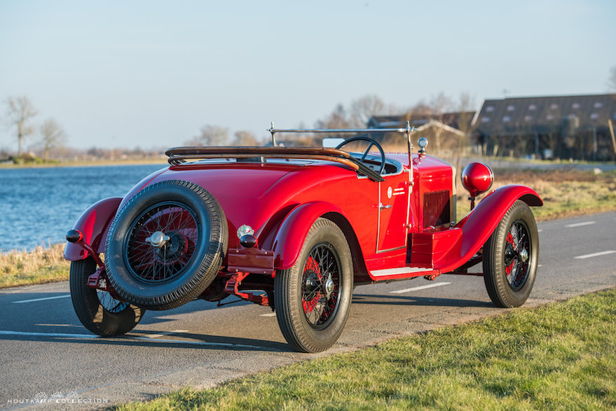1928 ALFA ROMEO 6C 1500, iconic model For Sale (picture 3 of 6)
