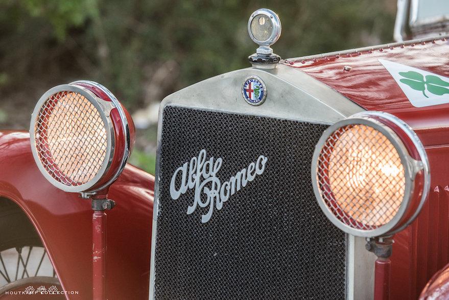 1928 ALFA ROMEO 6C 1500, iconic model For Sale (picture 4 of 6)