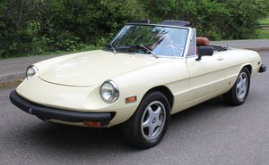 1976 Alfa Romeo Spider  For Sale