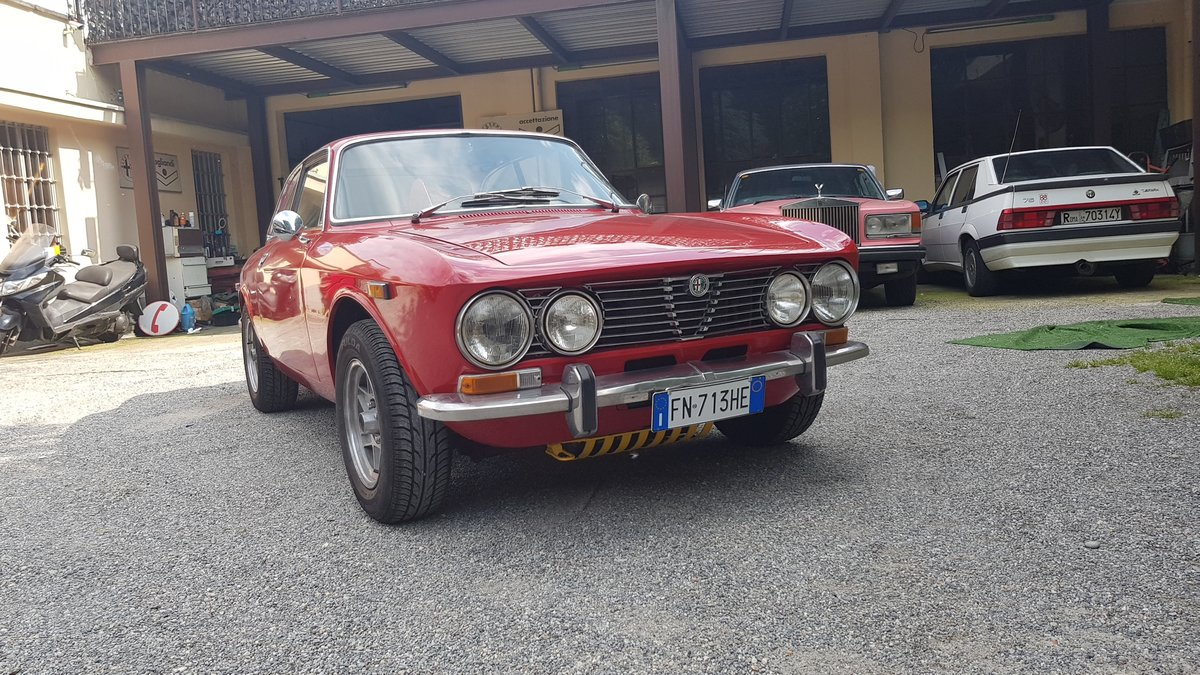 1975 wonderful gtv 2000 For Sale (picture 1 of 6)