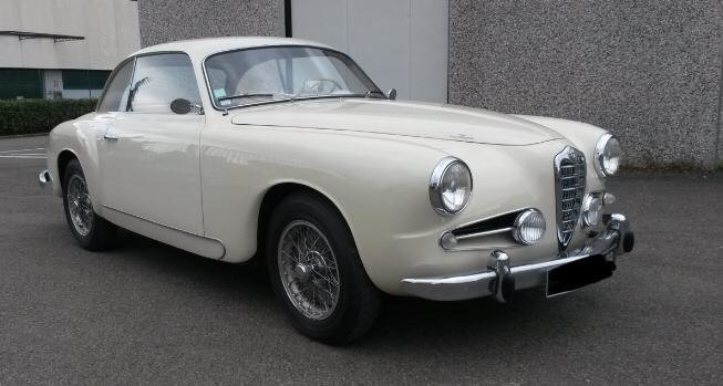 1954 Alfa Romeo 1900 CSS Coupe Restored For Sale (picture 1 of 6)