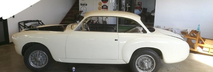 1954 Alfa Romeo 1900 CSS Coupe Restored For Sale (picture 2 of 6)