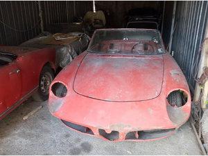 1969 Alfaromeo spider