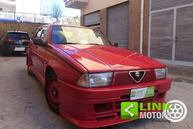 1987 Alfa Romeo 75 1.8i Turbo Evoluzione For Sale (picture 3 of 6)