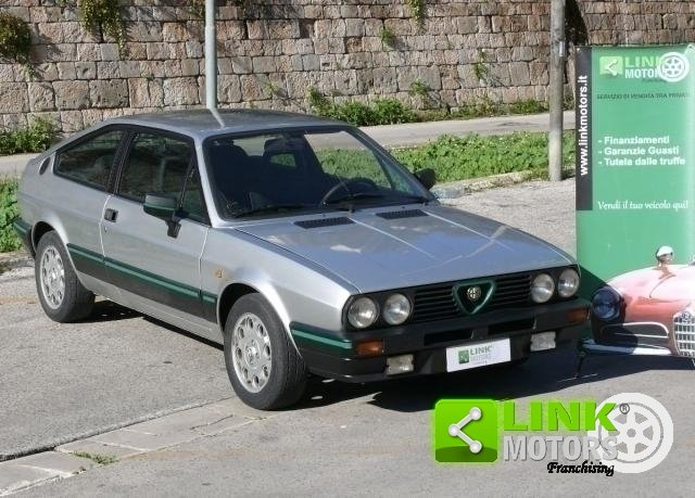 1986 Alfa Romeo Alfasud Sprint 1.5 Quadrifoglio Verde For Sale (picture 1 of 6)