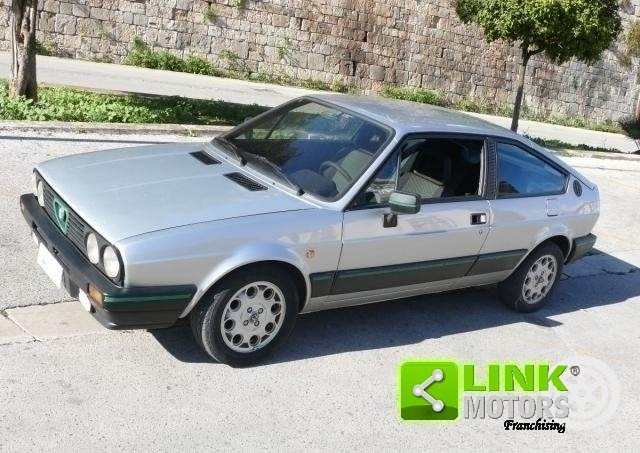 1986 Alfa Romeo Alfasud Sprint 1.5 Quadrifoglio Verde For Sale (picture 2 of 6)