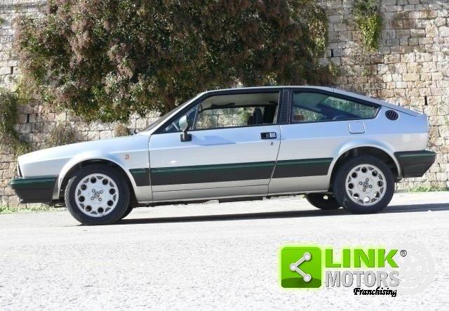 1986 Alfa Romeo Alfasud Sprint 1.5 Quadrifoglio Verde For Sale (picture 4 of 6)