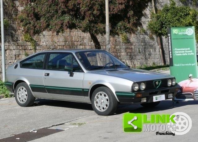 1986 Alfa Romeo Alfasud Sprint 1.5 Quadrifoglio Verde For Sale (picture 5 of 6)
