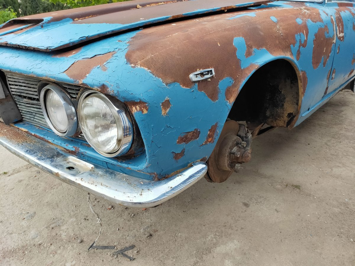 1963 Alfa Romeo 2600 Sprint coupe For Sale (picture 6 of 6)