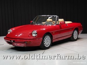 Picture of 1991 Alfa Romeo Spider 4 2.0 Red '91 For Sale