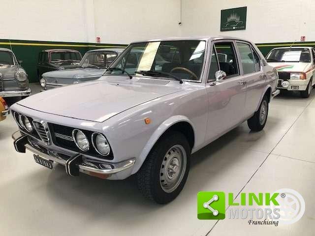 1974 Alfa Romeo Alfetta 1.8 Scudo Stretto Prima Serie RESTAURATA For Sale (picture 1 of 6)