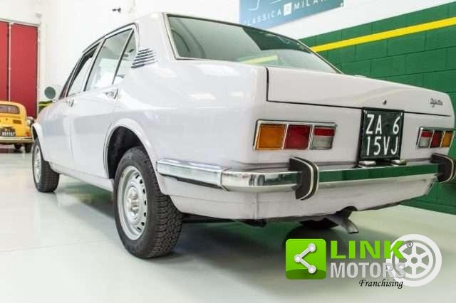 1974 Alfa Romeo Alfetta 1.8 Scudo Stretto Prima Serie RESTAURATA For Sale (picture 4 of 6)