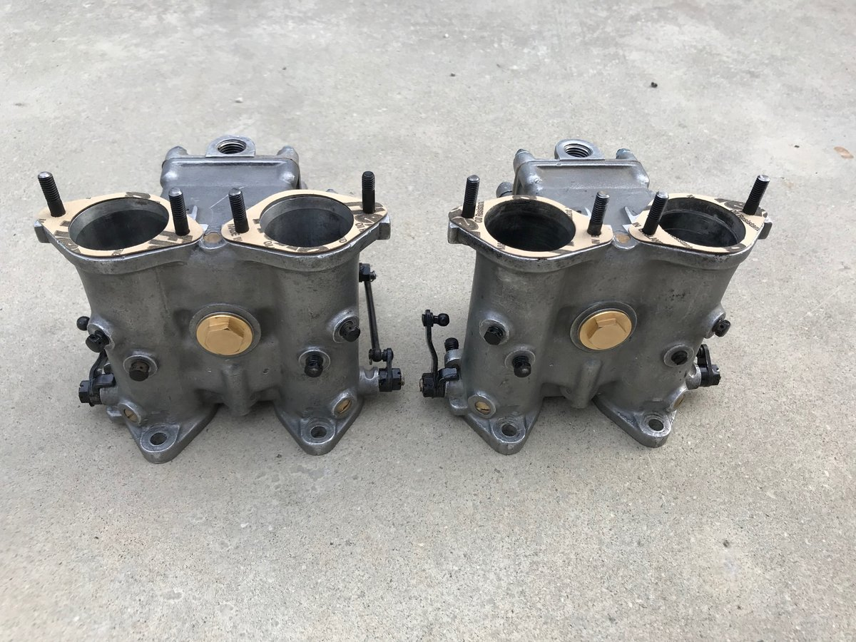 Carburetors weber 40DCO3 For Sale (picture 3 of 6)