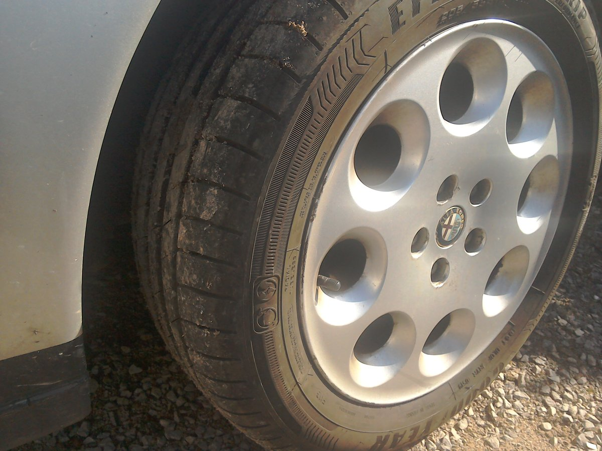 1999 Alfa Romeo 166 2ltr twin spark..Spares or Repair . SOLD (picture 3 of 6)
