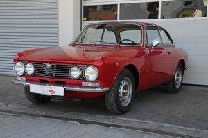 Alfa Romeo GT Junior 1600 / NEW ENGINE