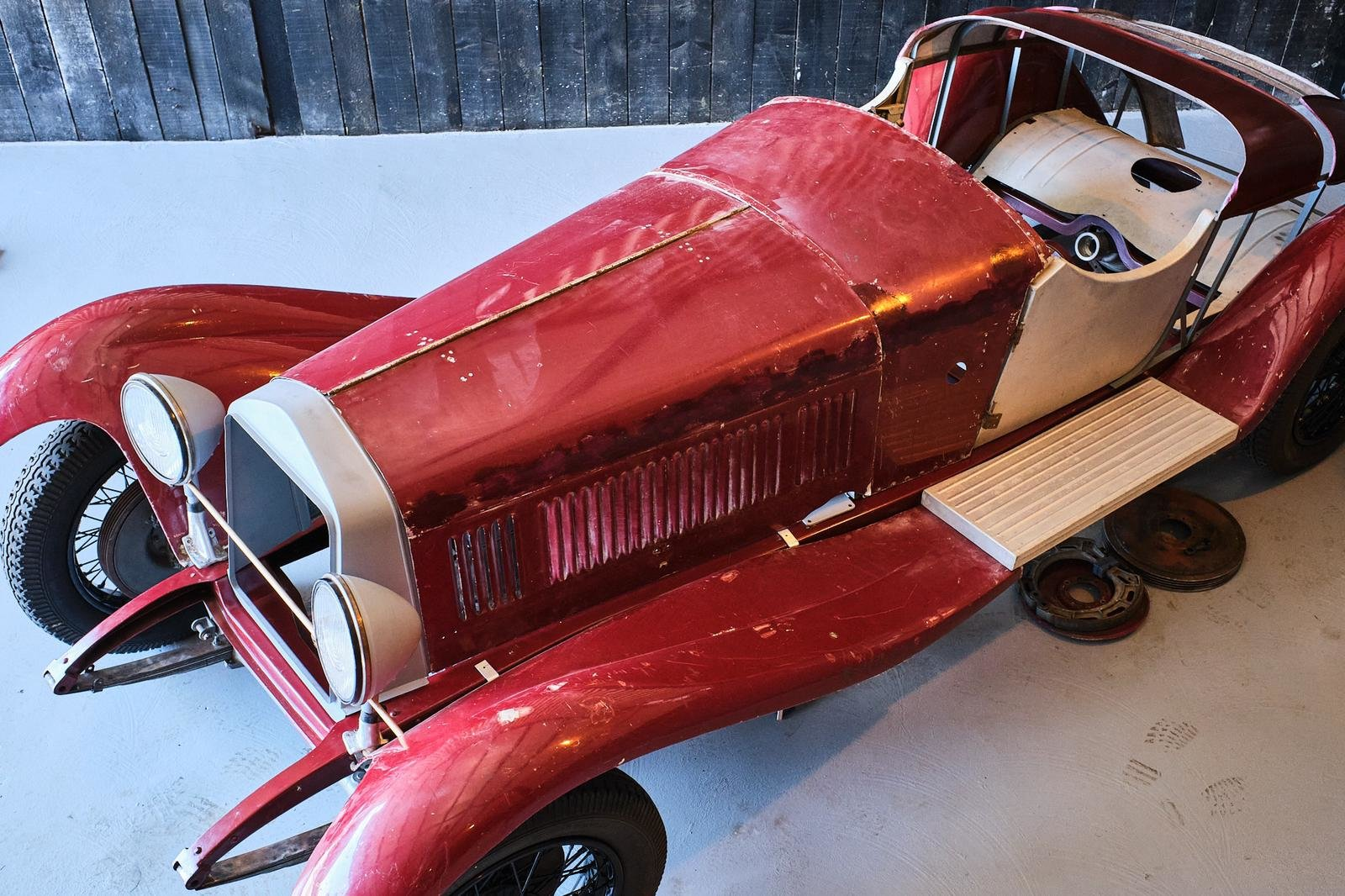1929 Alfa Romeo 1750 6C Project For Sale (picture 2 of 6)