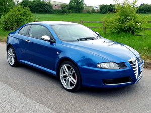2008 ALFA ROMEO GT 1.9 JTDM CLOVERLEAF | ONLY 65000 MILES For Sale