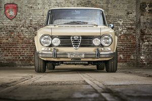 1973 Alfa Romeo Giulia Super 1300 tipo 115.09 For Sale