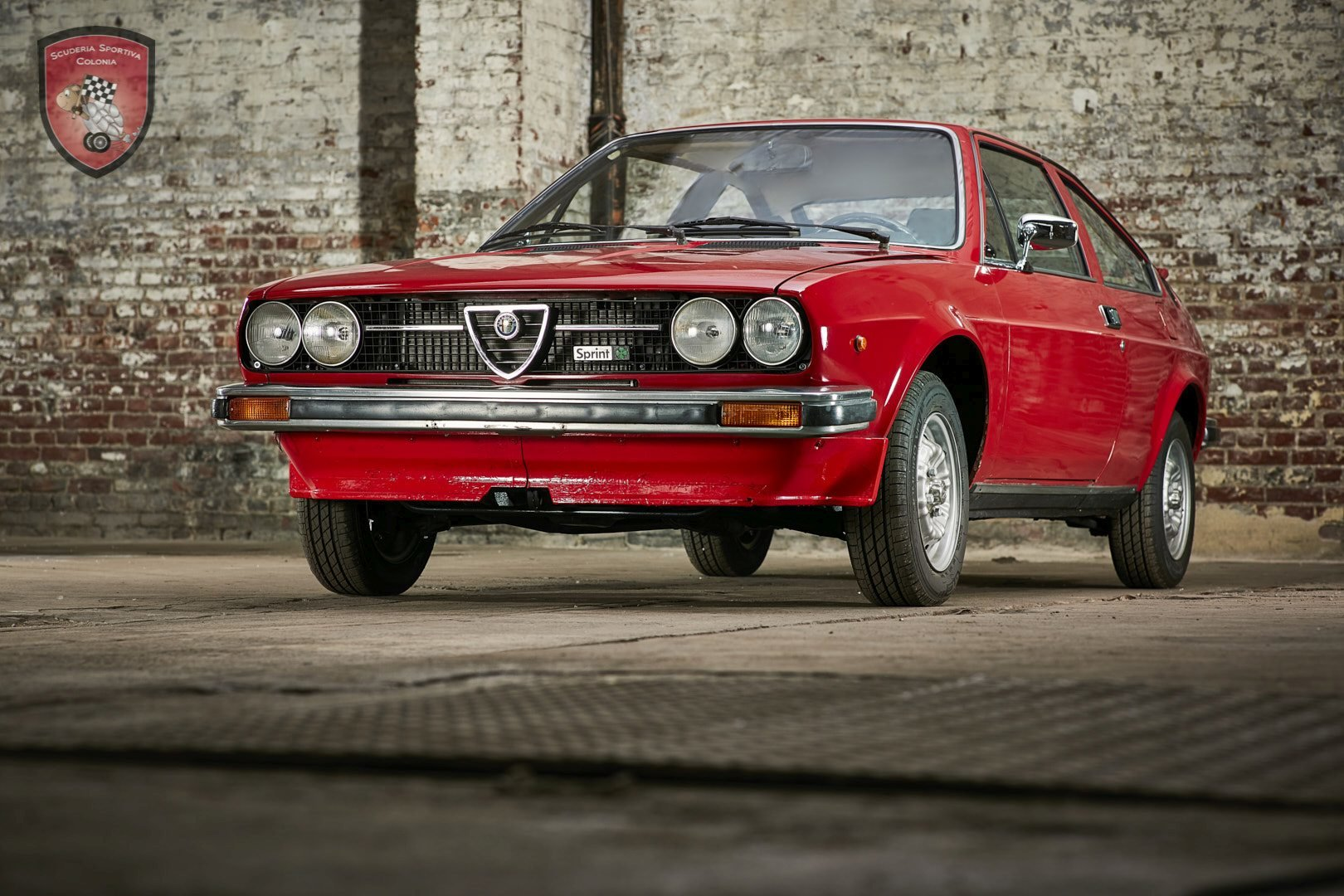 1978 Alfasud Sprint 1.3 For Sale (picture 1 of 6)