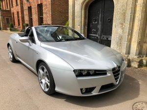 2008 Alfa Spider 2.2 JTS only 27,635 miles superb FSH