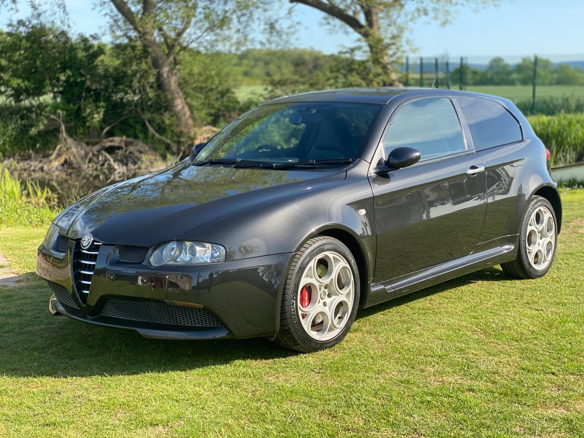 2006 ALFA ROMEO 147 GTA RARE FUTURE CLASSIC 3.2 V6 AUTO 153 MPH * For Sale (picture 1 of 6)
