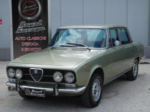 1973 Alfa 2000 berlina - service book-clima For Sale