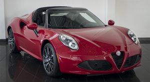 Picture of Alfa Romeo 4C Spider (2017) For Sale