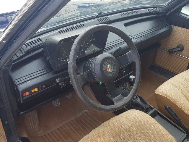 1982 ALFA ROMEO GIULIETTA 1.6 L 2° -SERVICE BOOK- For Sale (picture 4 of 6)