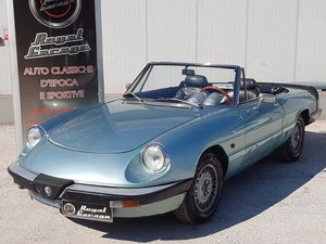 Picture of 1983 ALFA ROMEO DUETTO SPIDER 1.6 3° FOR RESTORATION For Sale