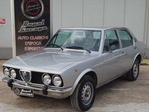 1976 ALFA ROMEO ALFETTA 1.8 BERLINA For Sale